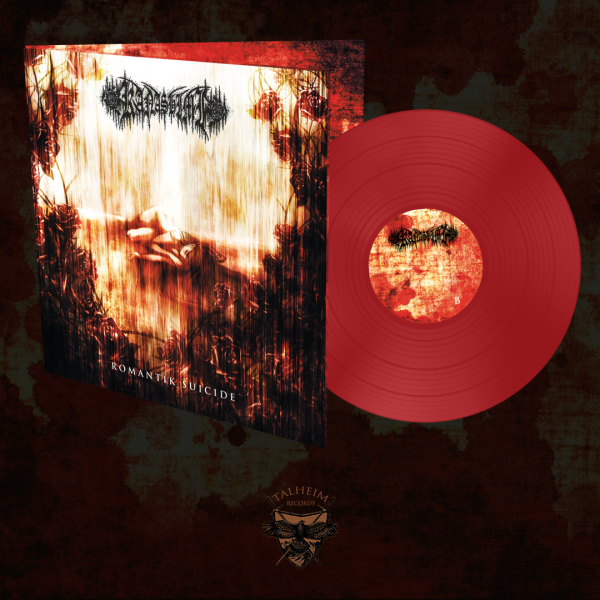 Kanashimi - Inori LP Gatefold (Bloody Red) Presentation
