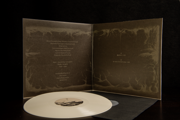 Thou Shell Of Death - Cave Hill (White Vinyl) Presentation 1