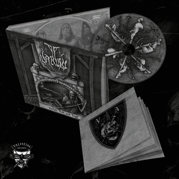 VarulV - Kerker, Todt und Teyfl CD Präsentation