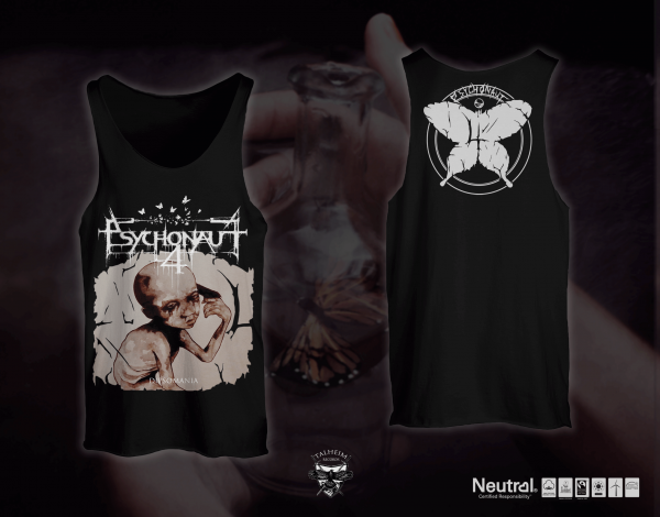Psychonaut 4 - Dipsomania Tank Top Presentation (Men)