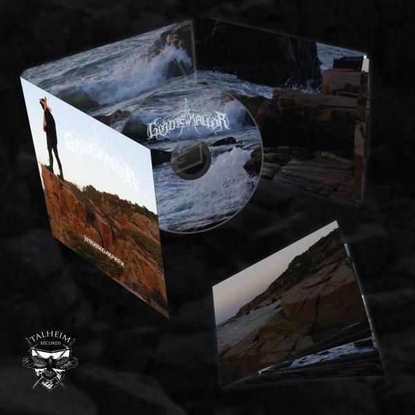 TR071CD Glädjekällor - Jesuskomplex CD Digipak Präsentation