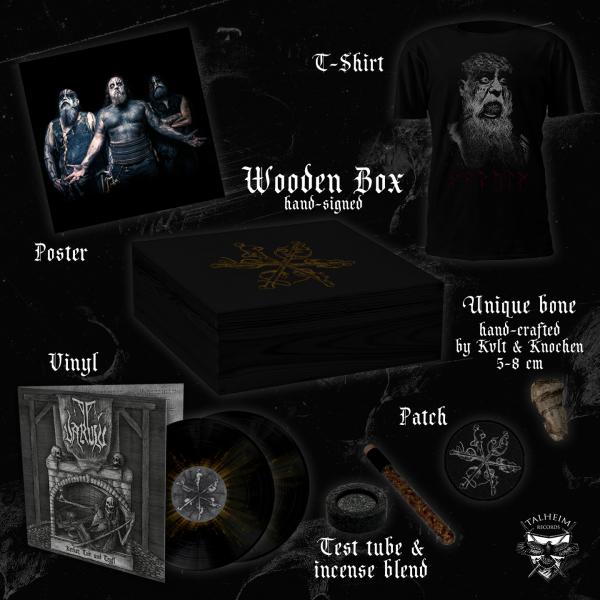 VarulV - Kerker, Todt und Teyfl Box-Set Presentation