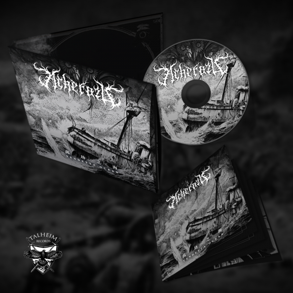 Acherozu - Vendetta Ocean Digipak CD Präsentation