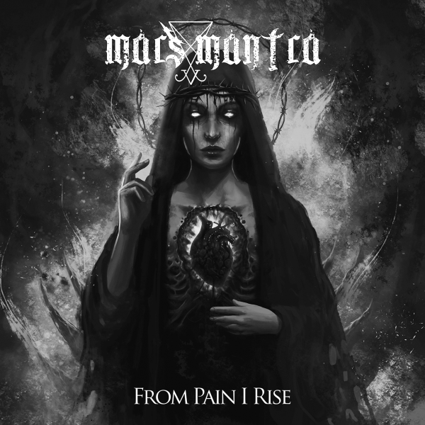 Mars Mantra - From Pain I Rise Cover