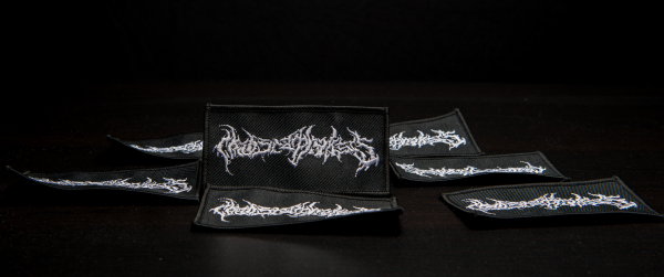 Chaos Catharsis - Logo Patch Presentation 1