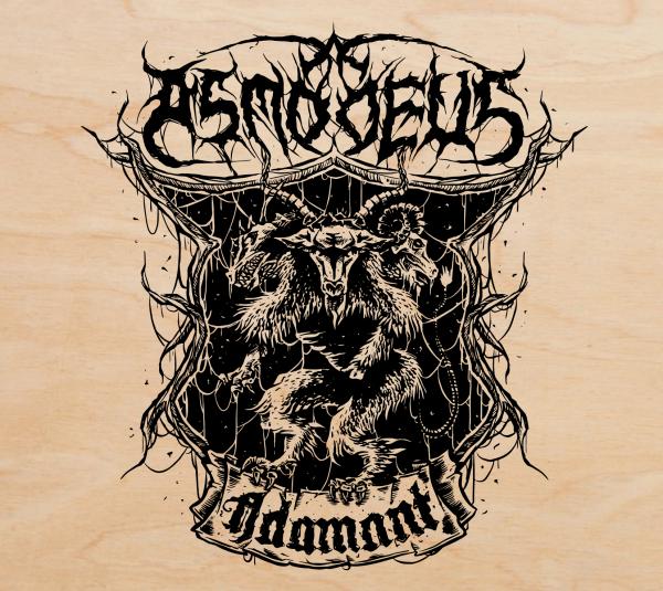 Asmodeus - Adamant Cover