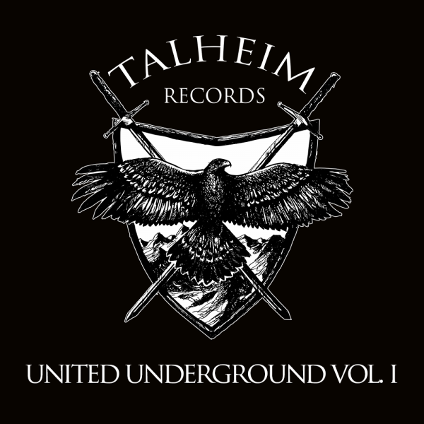 Talheim Records - United Underground Vol. I Cover