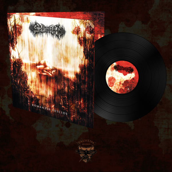 Kanashimi - Romantik Suicide LP Gatefold (Black) Presentation