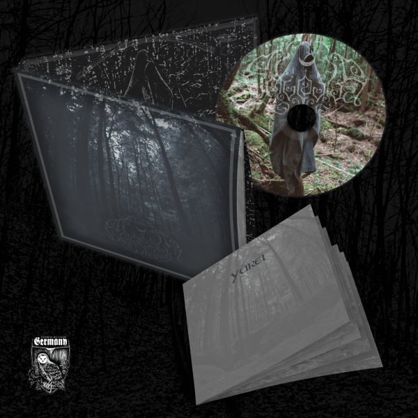 Ecplisus - Yūrei CD Digipak Präsentation