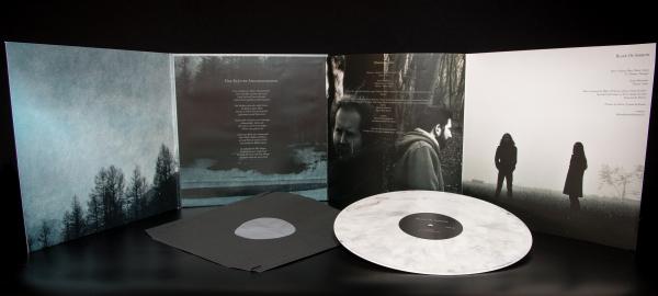 Dämmerfarben / Blaze Of Sorrow - Geister des Winters (White Vinyl With Black Marbling) Presentation 1