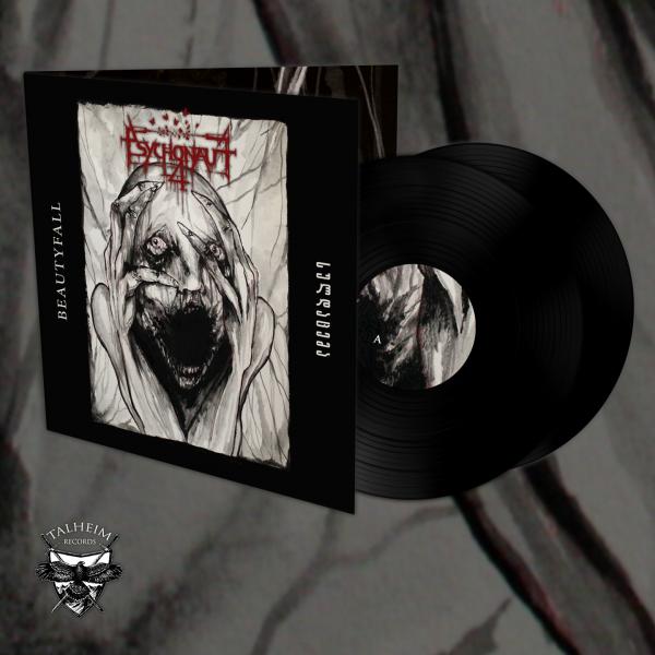 Psychonaut 4 - Beautyfall DLP Gatefold (Black) Presentation