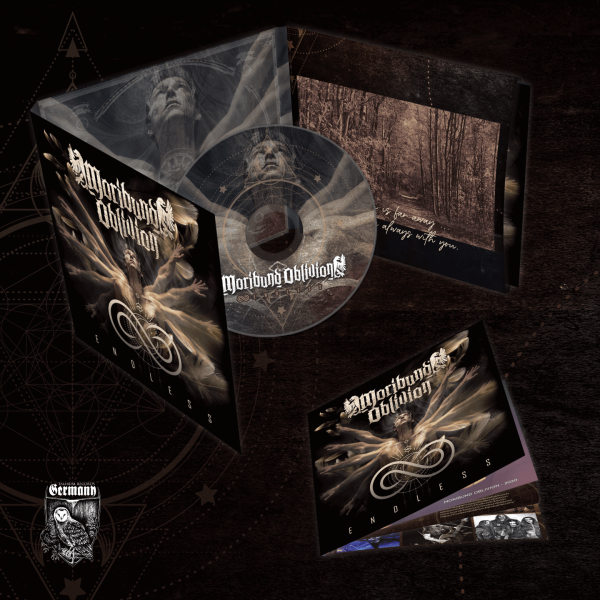 Moribund Oblivion - Endless CD Digipak Presentation