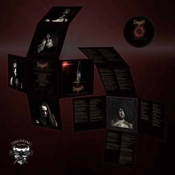 Grabak - Bloodline Divine CD Digipak Presentation