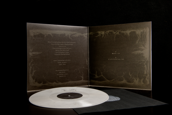 Thou Shell Of Death - Cave Hill (White Vinyl With Black Marbling) Presentation 4