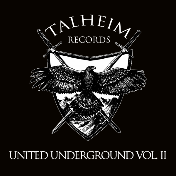 Talheim Records - United Underground Vol. II Cover