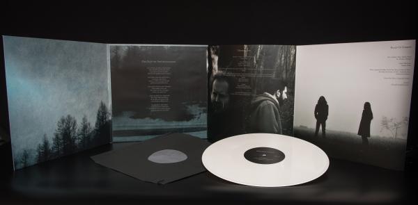Dämmerfarben / Blaze Of Sorrow - Geister des Winters (White Vinyl) Presentation 1