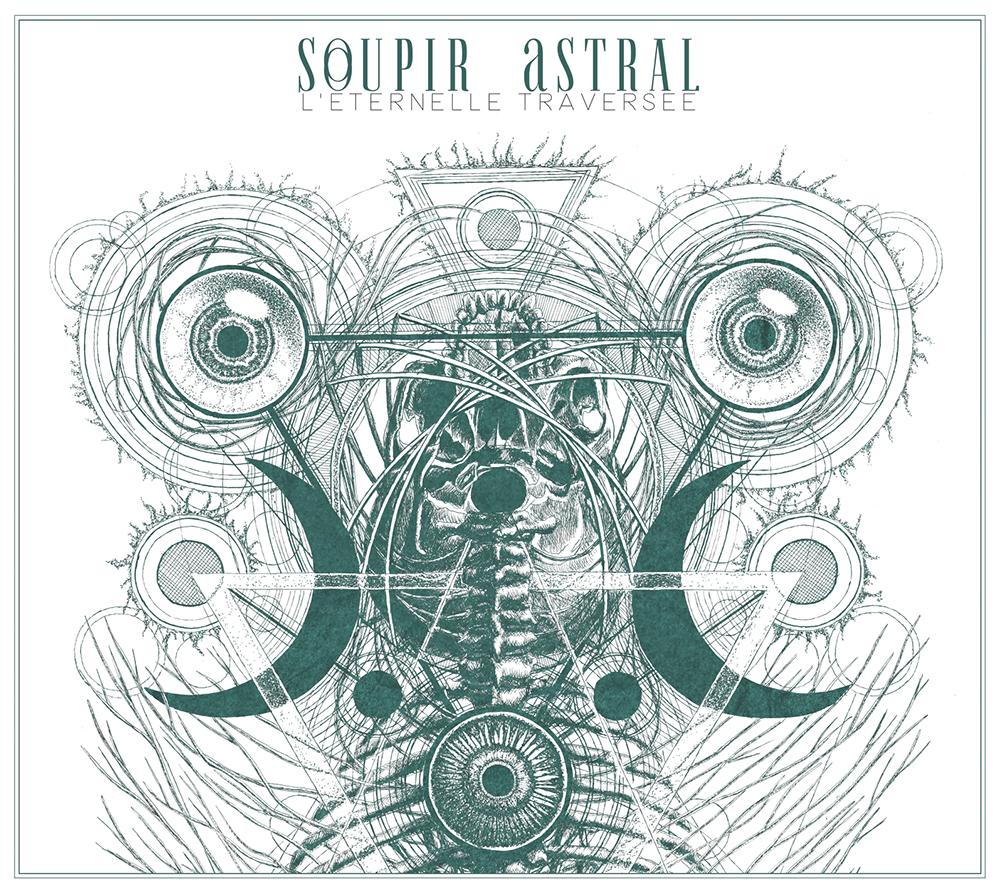 Soupir Astral Post Black Metal Besançon le scribe du rock