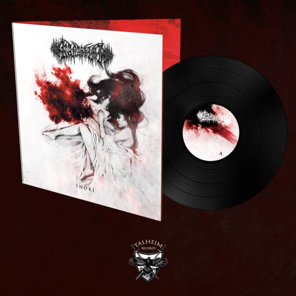 Kanashimi - Inori LP (Black) Presentation