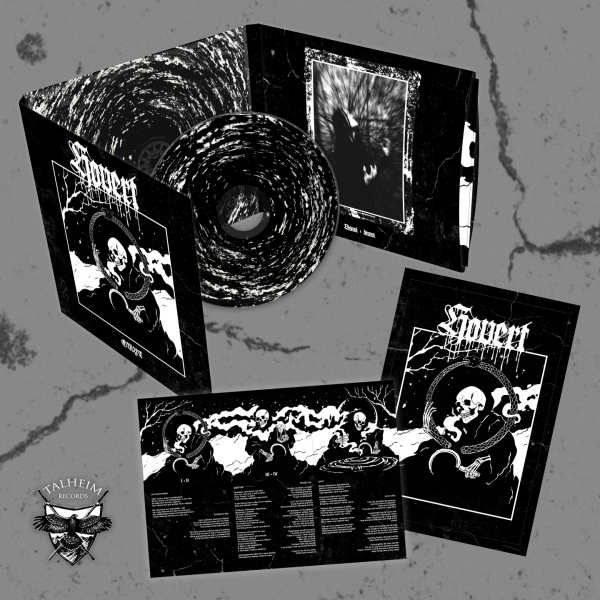 TR072CD Hovert - Omyt CD Digipak Präsentation
