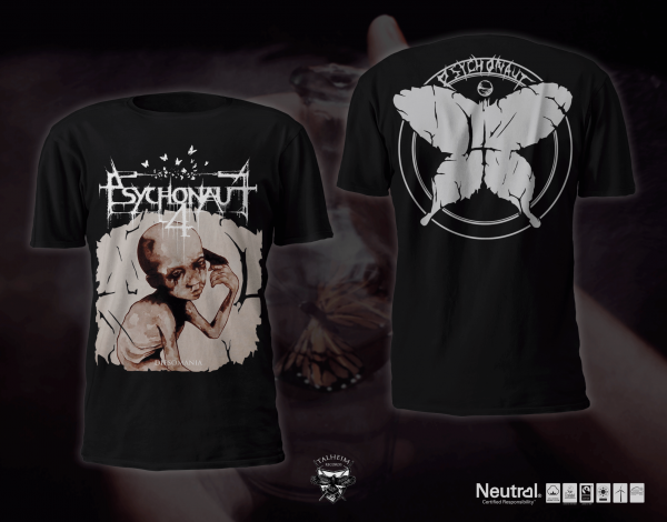 Psychonaut 4 - Dipsomania T-Shirt Presentation (Men)